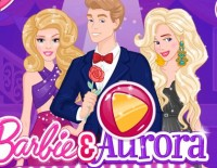Barbie And Aurora Bachelor Contest