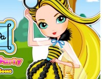 Dee as Bee Licious