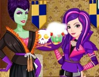 Descendants Mother's Day With Maleficent