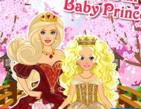 First Ball Of Baby Princess