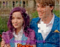 Mal Descendants Puzzle