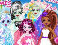 Monster High Cute Brides