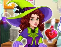 Olivias Magic Potion Shop