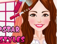Popstar Hairstyles