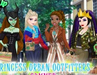 Princess Urban Outfitters Summer
