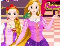 Rapunzel Fashion Dress Up