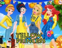 Yellow Princess