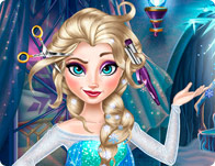 Elsa Frozen Real Haircuts